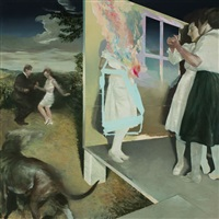 unfinished dace floor by lars elling