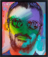 ringo starr by peter max