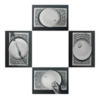 place mat photographs by robert watts
