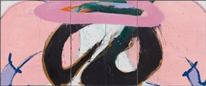 omphale by norman bluhm