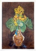 les marguerites (daisies) by georges braque