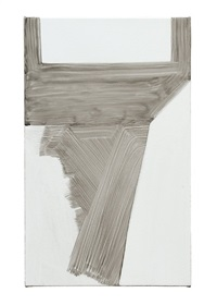 untitled (grey) by robert holyhead