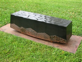 brook (bench) by david secrest