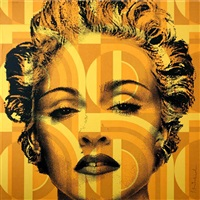 madonna by mr. brainwash