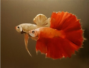 courtship, nd by nguyen thanh binh