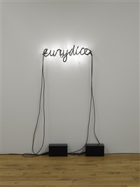 untitled (orpheus and eurydice) by glenn ligon