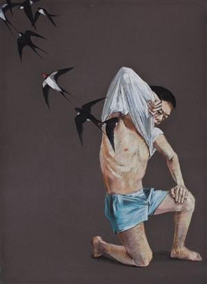 untitled n°22 by wang haiyang
