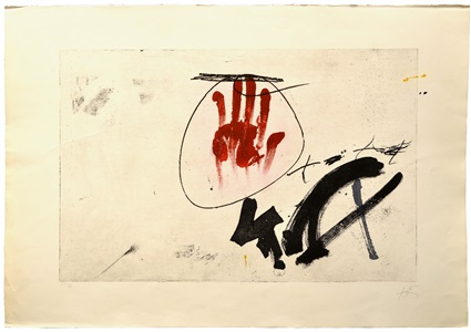 fons duna col.lecció by antoni tàpies