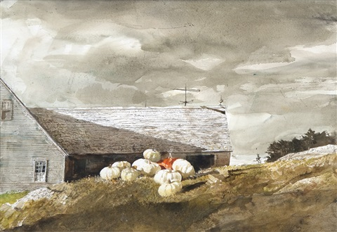 albinos study by andrew wyeth