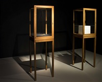 the cube book (background) by james lee byars