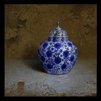the tiffany vase by bruno capolongo