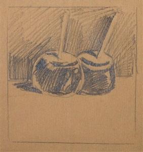 larsen art auction by wayne thiebaud