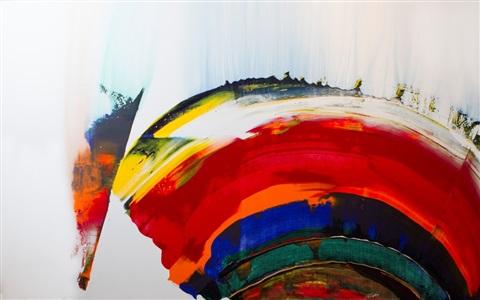 larsen art auction by paul jenkins