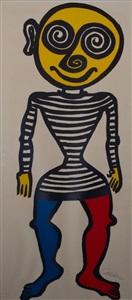 larsen art auction by alexander calder