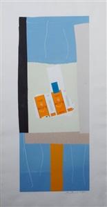 larsen art auction by robert motherwell
