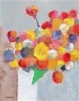 bouquet en rouge by jacob vincent manguno
