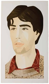 vincent by alex katz