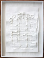 "reißrelief ""9 viii - 89/1"" by oskar holweck"