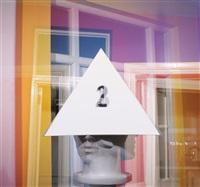 1, 2, 3 by john hilliard