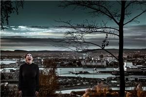 the scream, 2013/2014 by marina abramovic