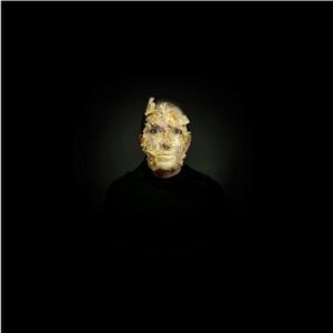 golden mask by marina abramovic