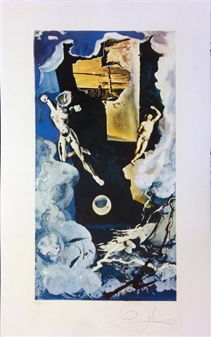 the tower by salvador dalí
