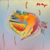 heart by peter max
