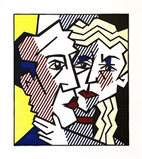 the couple by roy lichtenstein