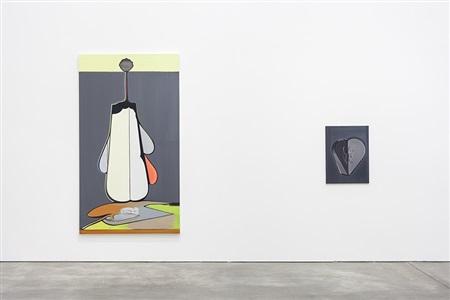 installation view by thomas scheibitz