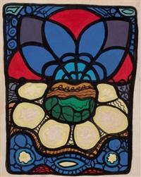 flor (flower) by amelia peláez