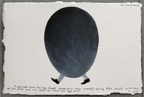 a lonely story #5 by nedko solakov