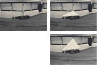 drei figurationszeichen drei körperkonfigurationen (three characters figuration three bodies configuration) by valie export