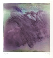 wild mauve cloud by wendy mark