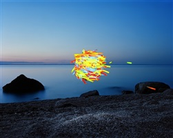glow sticks by thomas jackson