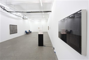 installation view by heinz mack