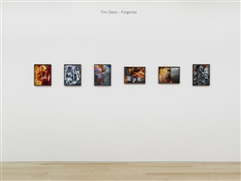 tim davis: forgeries by tim davis