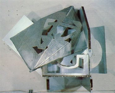 blyvoors from the south african mine series by frank stella