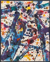 taches by sam francis