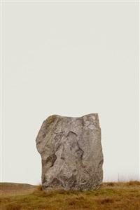 present form: seachd by darren almond