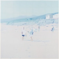 sandy beach by isca greenfield-sanders