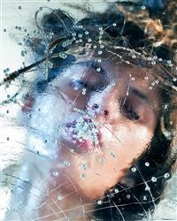 ball spitter by marilyn minter