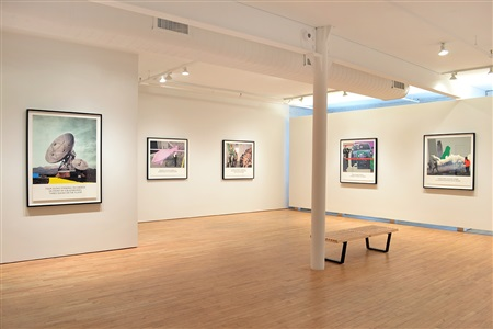 the news installation view