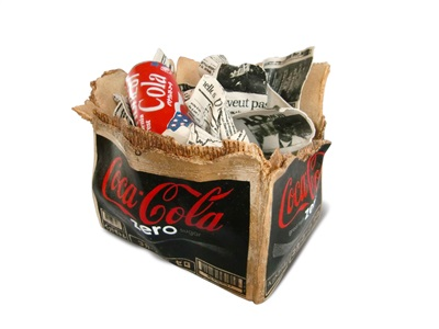box coca-cola by kimiyo mishima