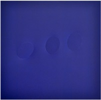 tre ovali blu by turi simeti