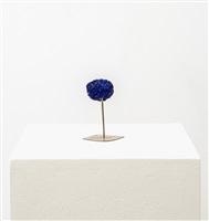 eponge bleue by yves klein