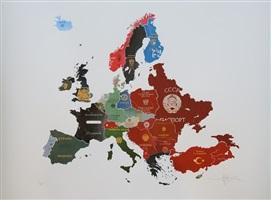 europe 1960s - cold war by yanko tihov