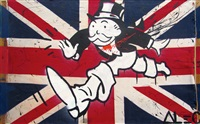 union jack by alec monopoly