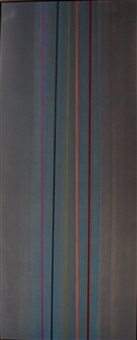colour grey bars by william perehudoff
