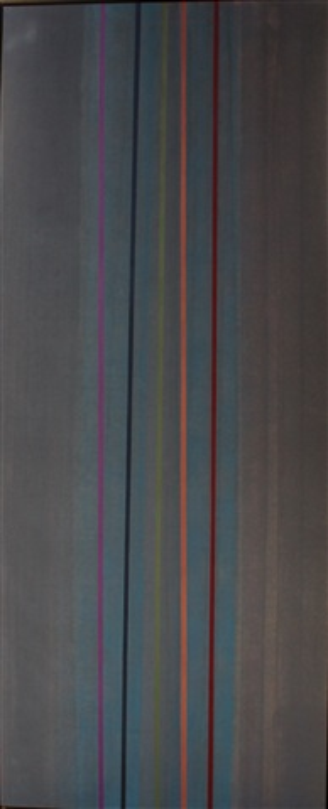colour grey bars by william perehudoff