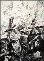 aventure picaresque by jean paul riopelle